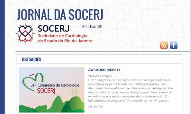 Jornal de maio de 2014